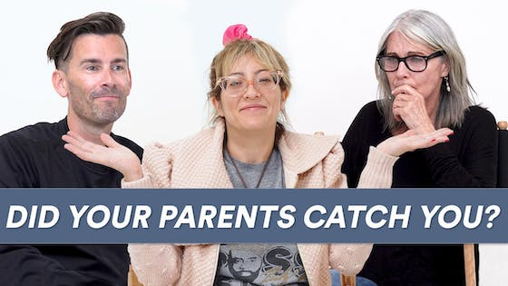 Cannabis Conversations with Parents: Did You Ever Get Caught Smoking Pot?