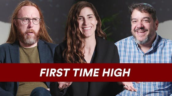 Cannabis Conversations with Executives: Describe Your First Time Getting High